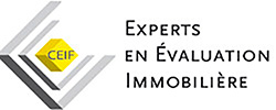 Logo CEIF experts en evaluation immobiliere